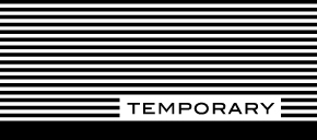 temporary art reveiw LOGO