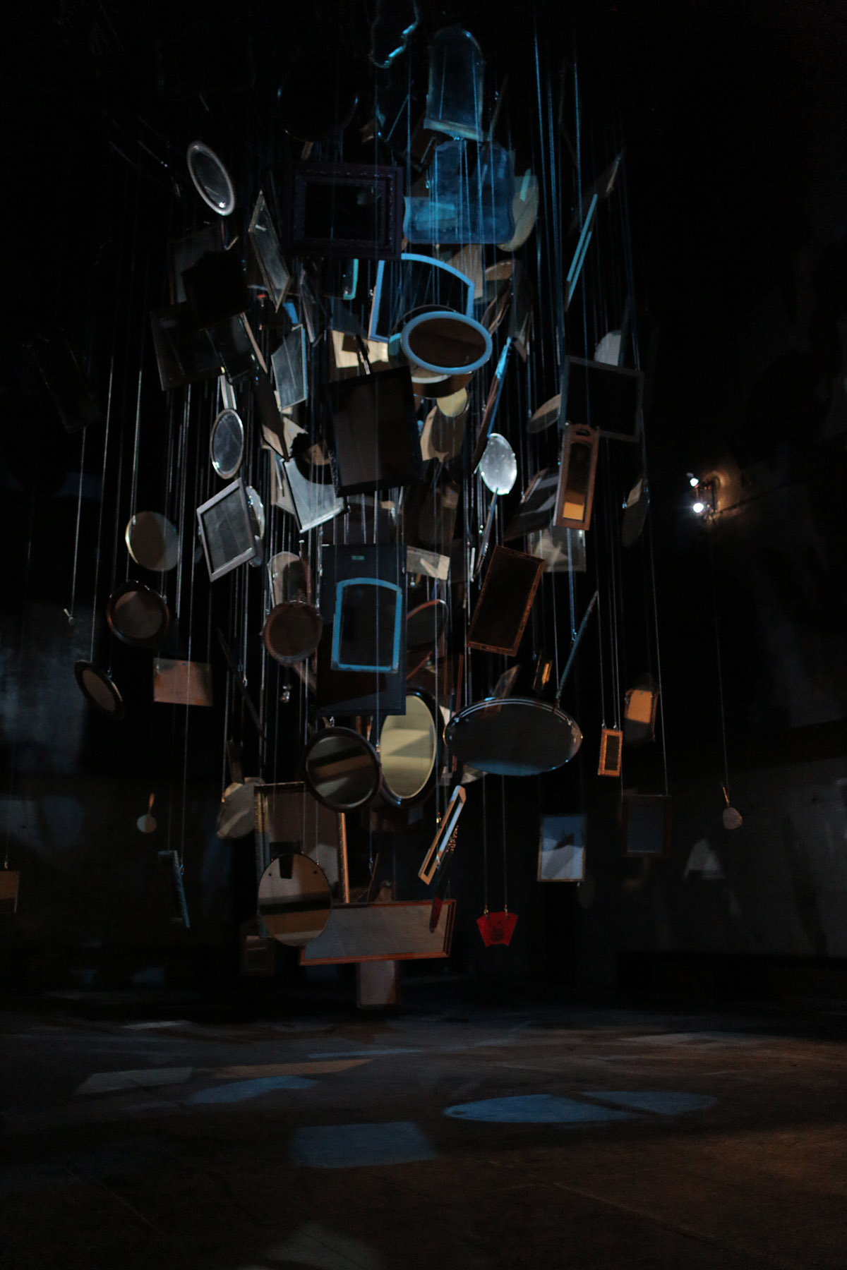 Infinity Machine, the Menil _ Photo: George Bures Miller