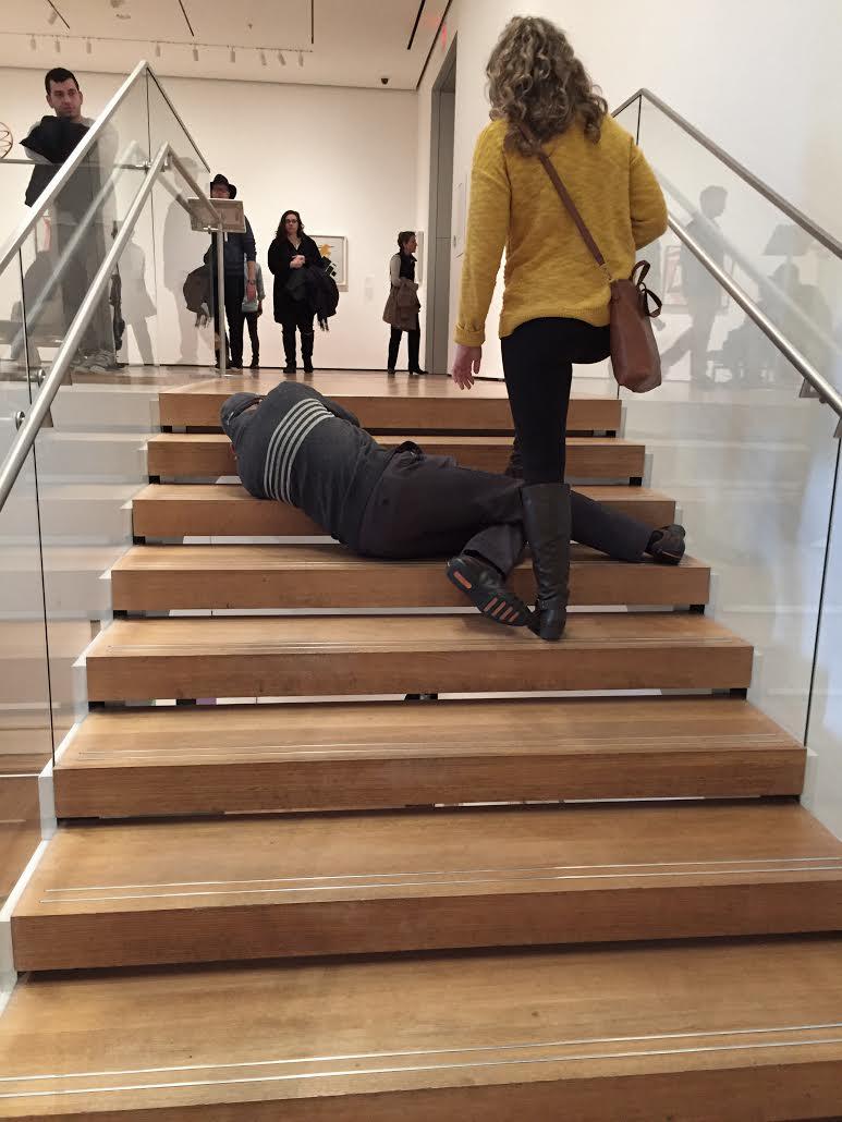 maria hassabi recreation-MoMA