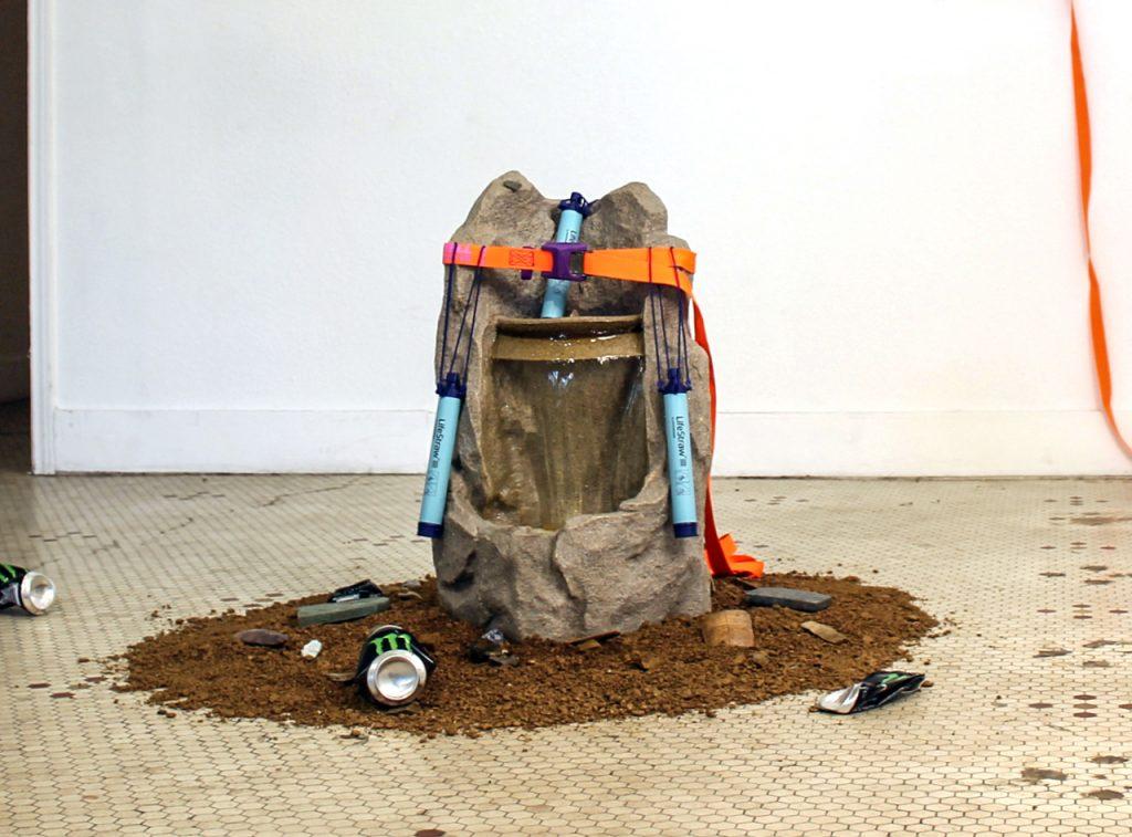 Joseph Flynn-Fountain of Time-b