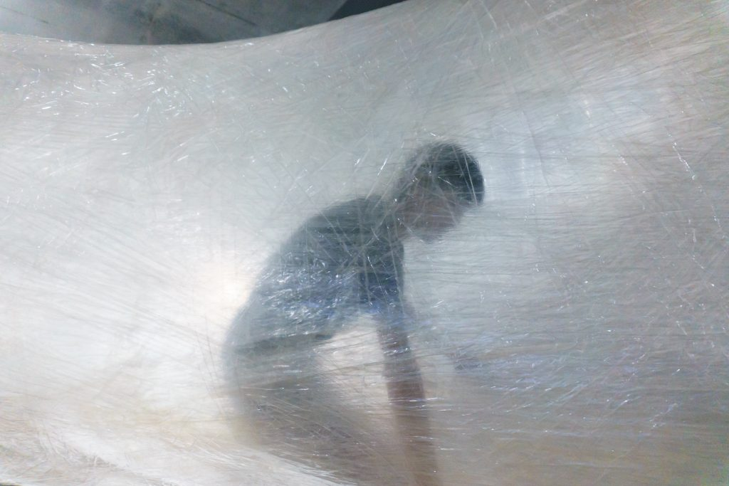 "Numen/For Use ""Tape Tokyo 02"" @ 2121 Design Sight, 2017_ photo by Ryder Richards"
