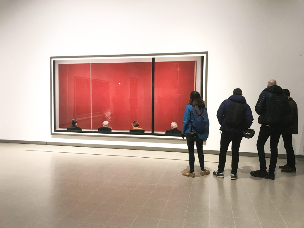 Andreas Gursky at the Hayward Gallery_ Courtesy of Collette Copeland