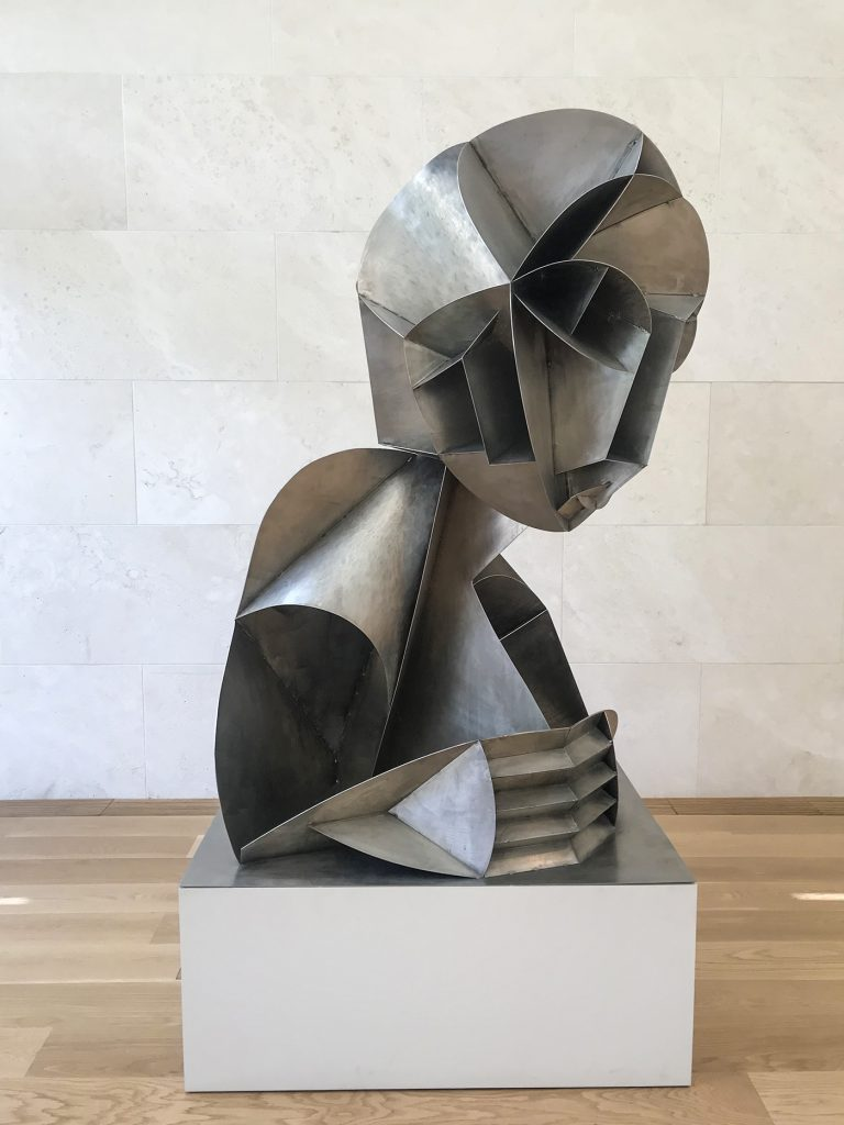 Naum Gabo, Nasher Sculpture Center