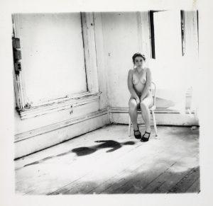 Francesca Woodman - Providence, Rhode Island, 1976