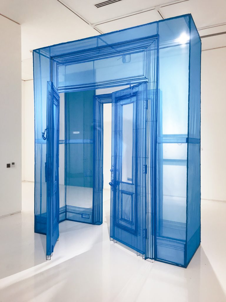 Do Ho Suh_Kolkata India, Colette Copeland for Eutopia
